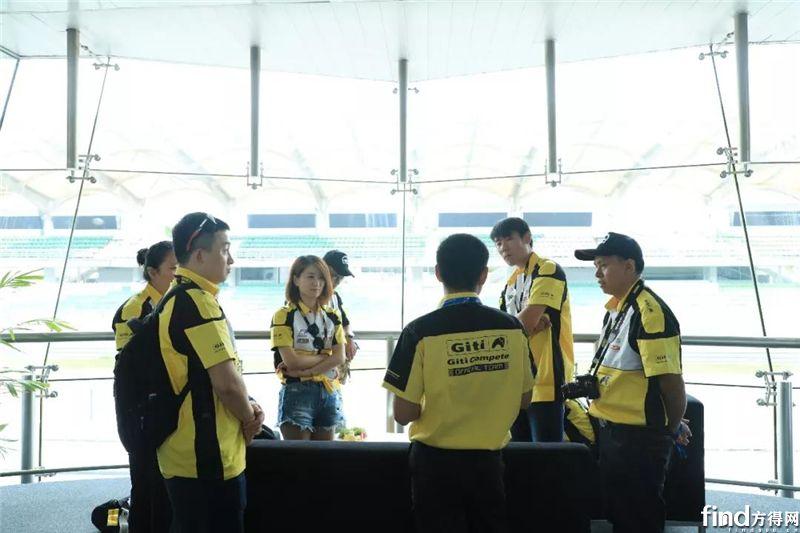 千呼万唤的马来西亚F3观赛团在这里4