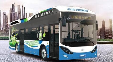 东湖集团启动新能源客车生产线