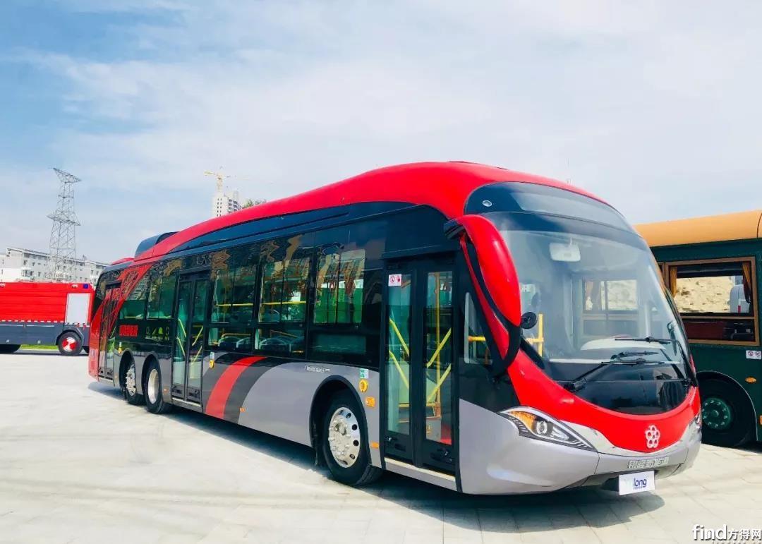 海豚系列公交车