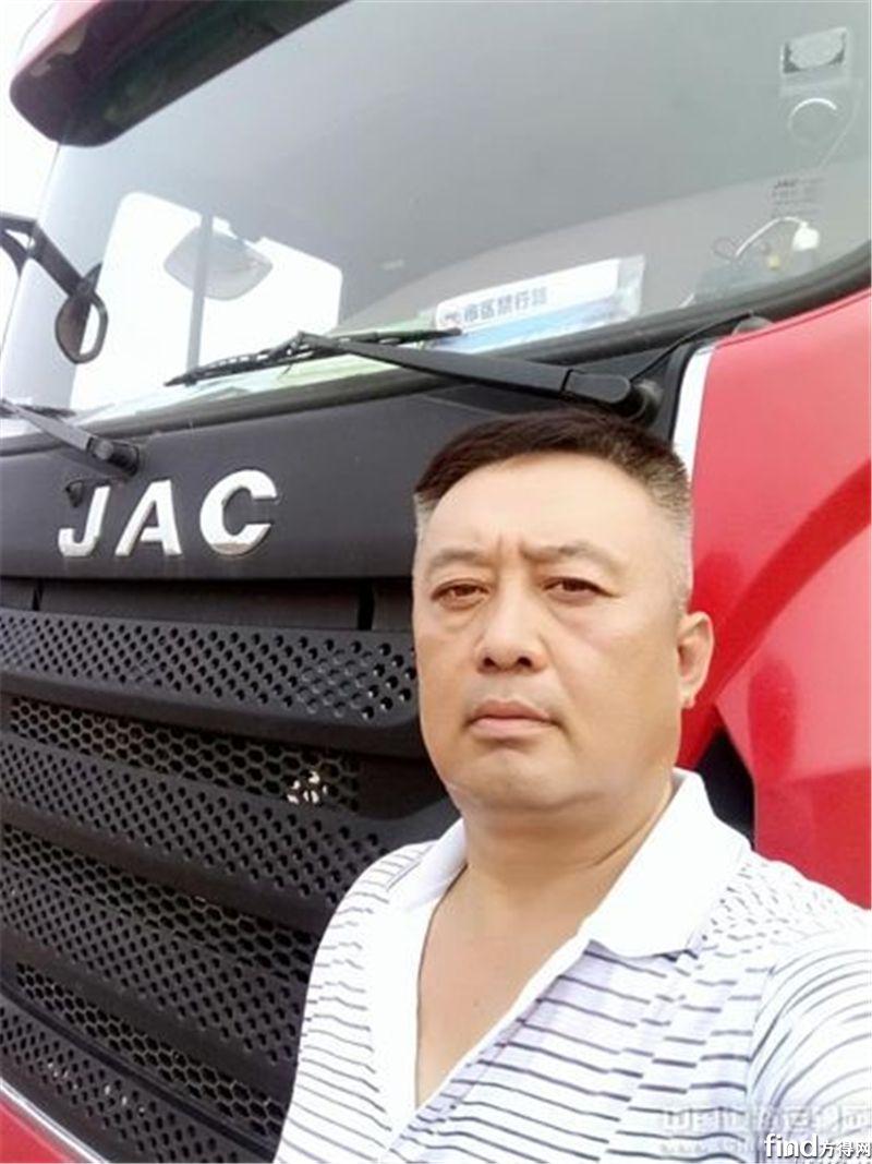 30年老司机 爱上德威 爱上格尔发四缸货车