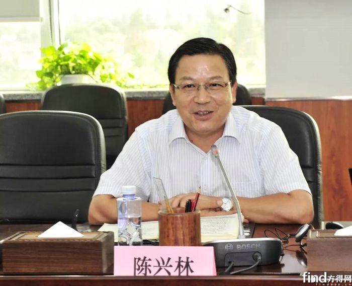 东风汽车有限公司副总裁、东风零部件集团总经理陈兴林