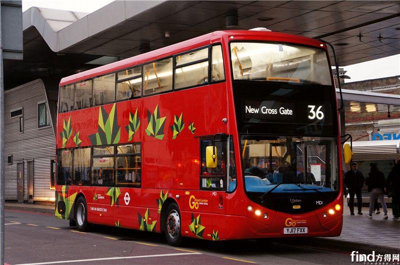 采埃孚在英美开展电动巴士业务