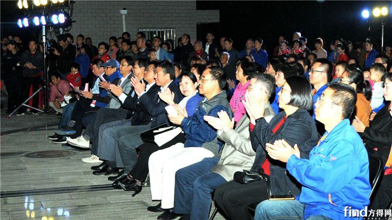 法士特举办庆祝建厂五十周年退休职工文艺汇演