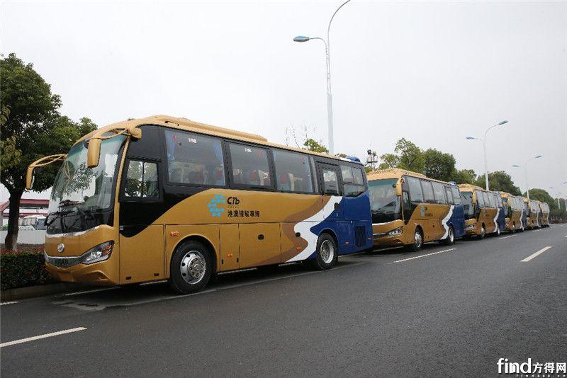 """唯一""""站在""""珠港澳大桥的国内客车 为何出自这家企业? (2)"""