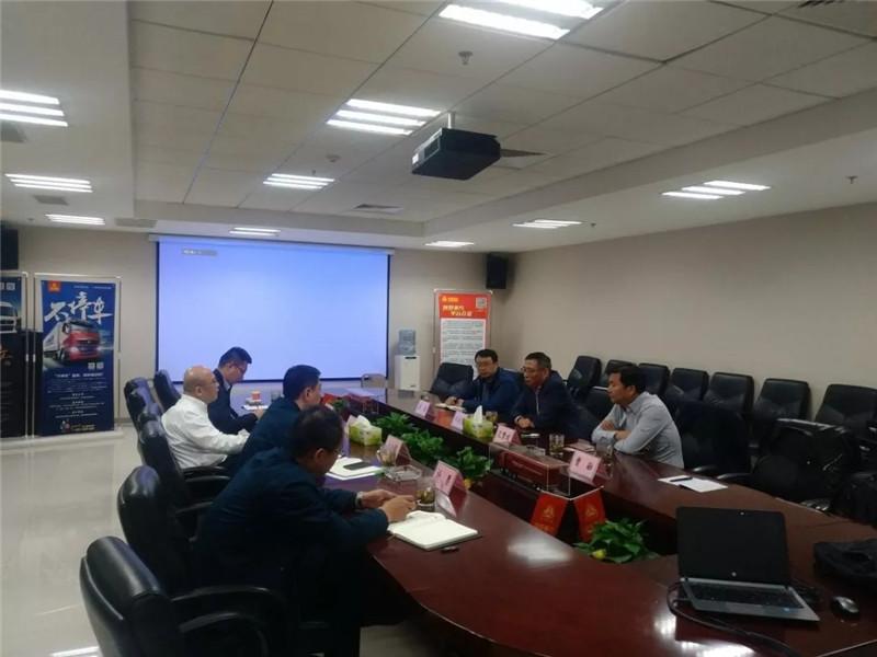 中集通华总经理走访中国重汽 洽谈深度合作事宜 (2)