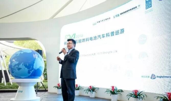 氢燃料电池汽车普及的关键在中国 (1)