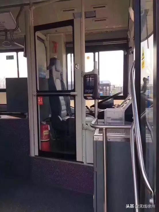 """公交车如何防止司机被""""袭""""?南京、武汉宣布这么做 (1)"""
