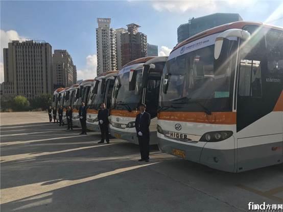 """进博会上多家客车产品展示""""中国制造"""" (4)"""
