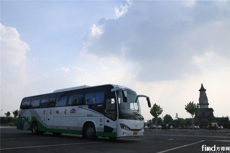海格客车助力正定运鸿旅游客运三次创业 (1)