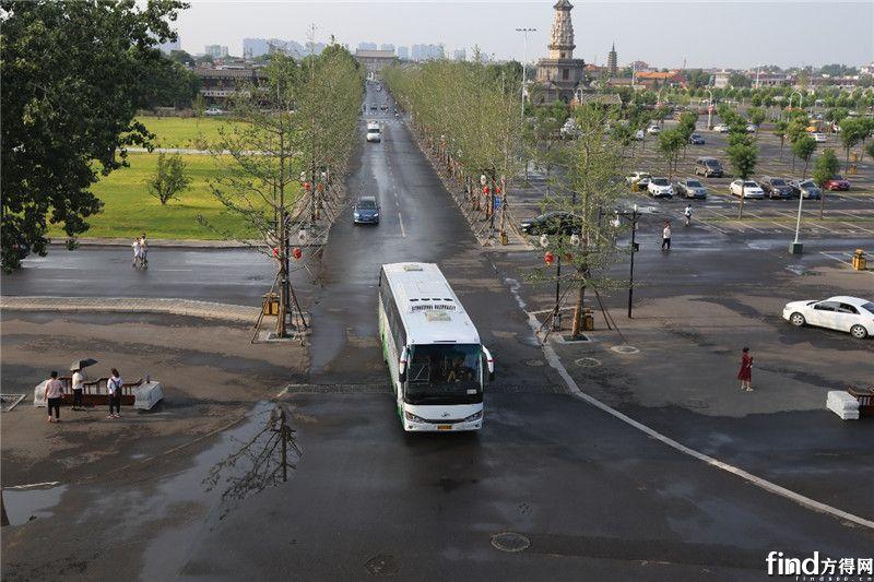海格客车助力正定运鸿旅游客运三次创业 (7)