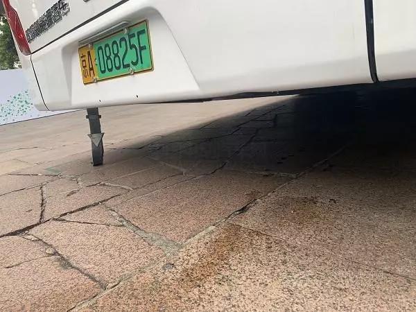 广东佛山:示范城市氢燃料电池汽车巡展启动 (2)