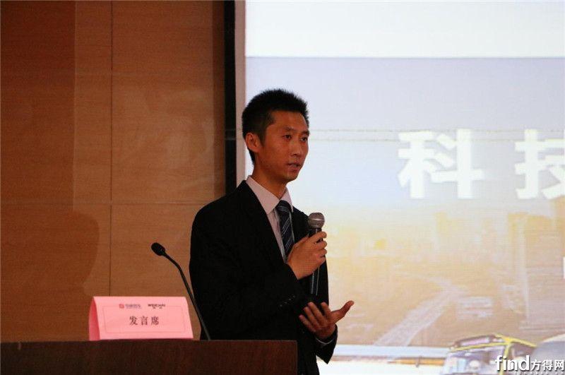 中通客车营销总公司市场战略部部长洪怀东