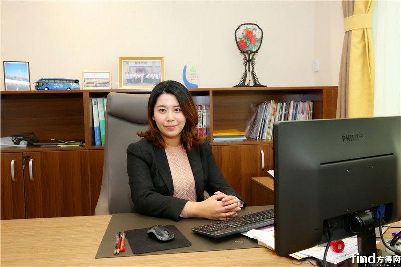 国生汽运总经理区燕婷