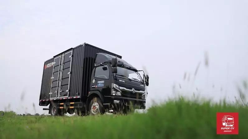 【视频评测】东风凯普特K6,高能动力,轻量升级