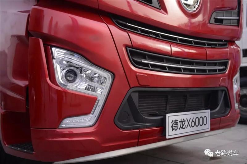 陕汽德龙X6000 (5)