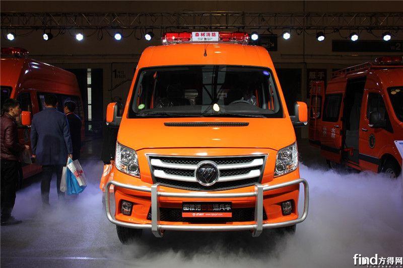图雅诺森林消防运兵车 (5)