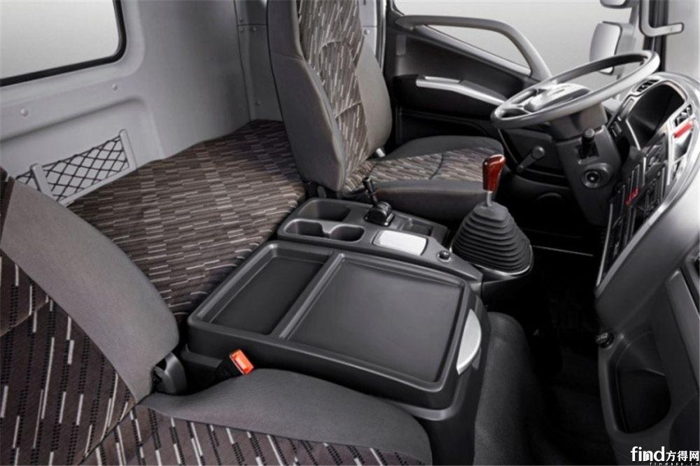 全新欧马可S5超级中卡详解4