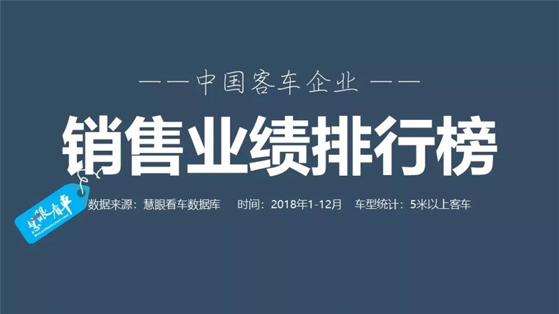 中国客车企业2018 (1)