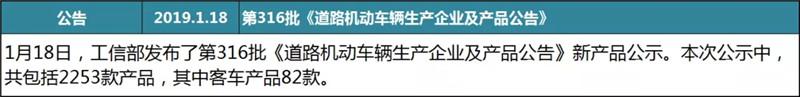 1月客车行业政策 (13)