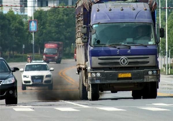 陕西淘汰老旧营运货车6.5万辆
