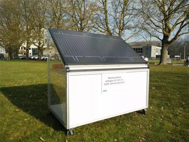 荷兰科学家将15%的阳光直接转换成氢气