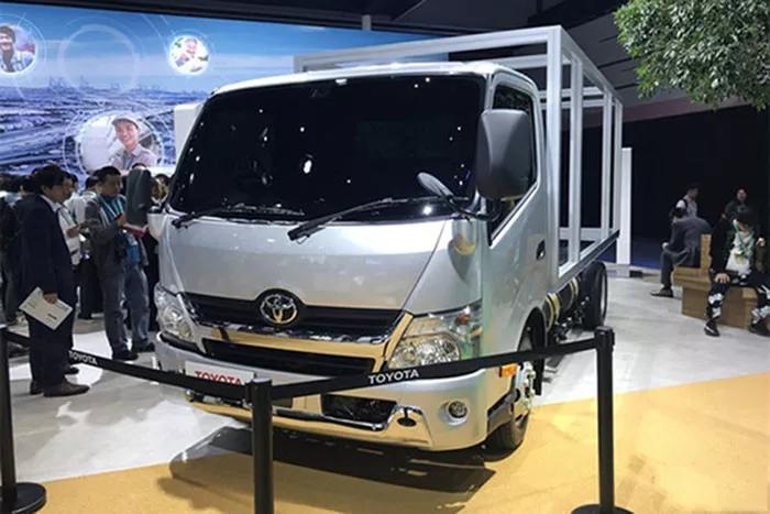 氢燃料电池卡车的发展 (2)