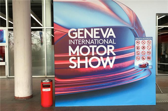 2019日内瓦车展 (1)