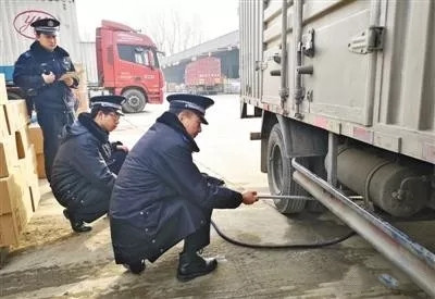 北京鼓励淘汰老旧柴油货车