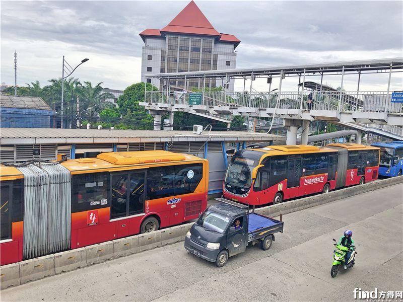 雅加达BRT
