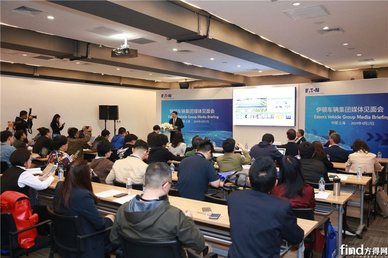 伊顿为中国商用车市场引进全新EndurantTM自动变速箱