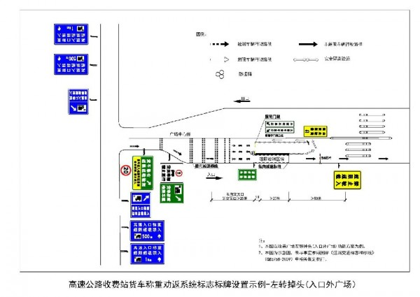 明年北京所有高速入口将增加治超检测设备