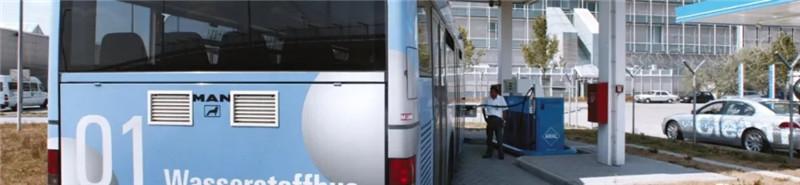 法兰克福欲购33辆氢燃料公交车
