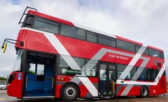 伦敦交通局:将投入1200万英镑采购20辆氢能公交