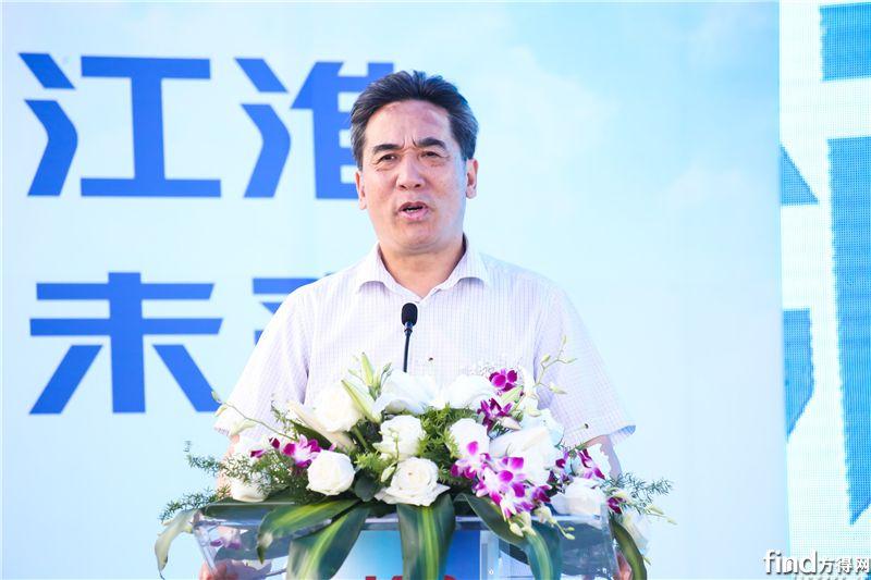 江淮汽车186台新能源物流车交付顺丰速运