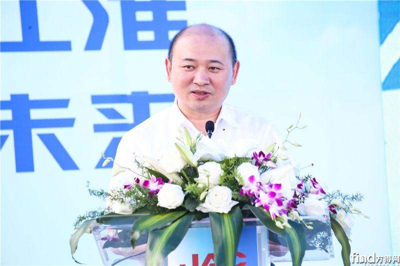 江淮汽车186台新能源物流车交付顺丰速运1
