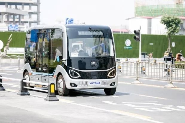 客车领域龙头企业已在5G布局