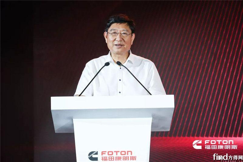 中國物流與采購聯合會副會長蔡進