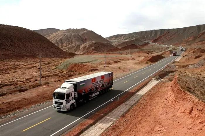 货车保有量达2694万辆 上半年新注册登记量创新高