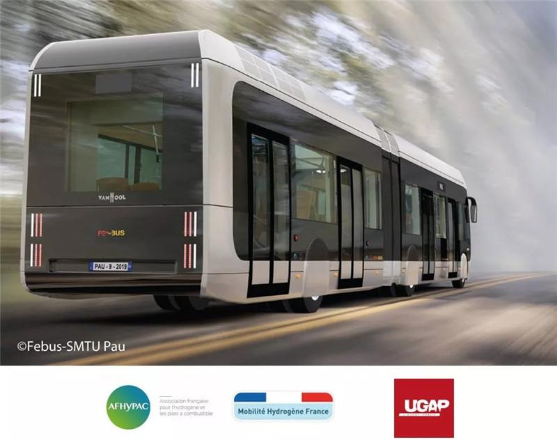 法国UGAP计划达成1000氢气公交里程碑