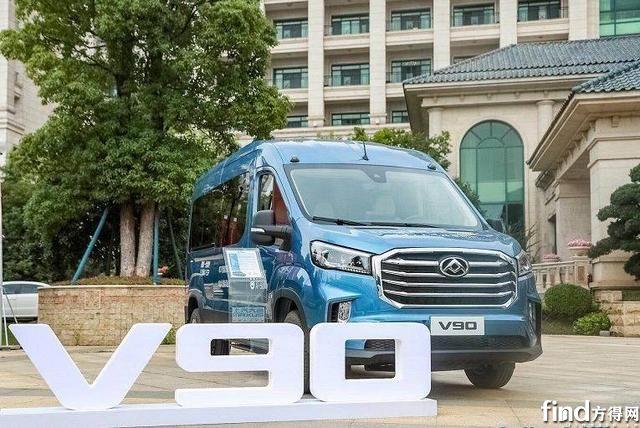 上汽大通V90售14.78-28.76万元
