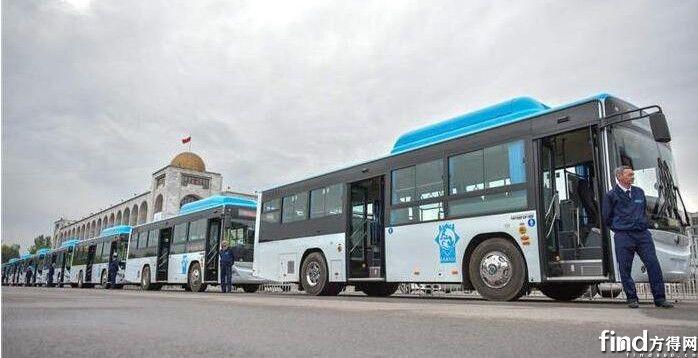13亿最大公交车订单花落谁家