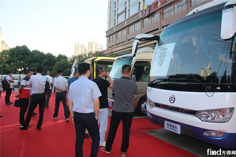2019金旅客车新能源产品全国巡演武汉首发3