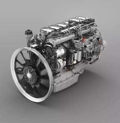 斯堪尼亚发布大扭矩13升发动机