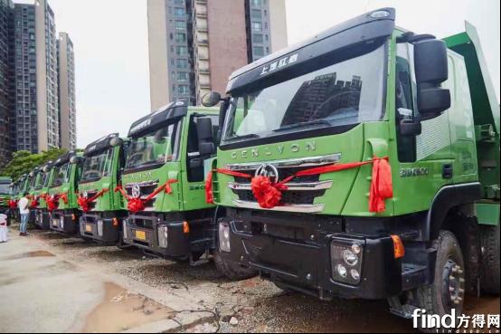 陕汽 重汽 解放 红岩 谁第一?前7月工程车市场排名出炉556