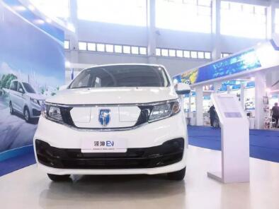 华晨雷诺首款新能源车型燃动沈城