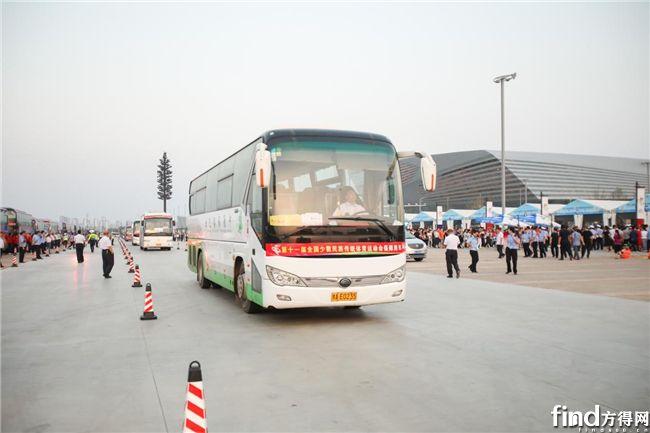 1800辆宇通客车服务盛会