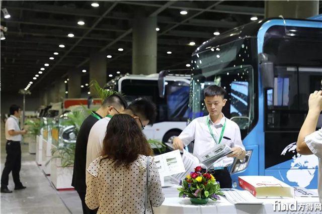 中车电动亮相广州新能源智能车展3