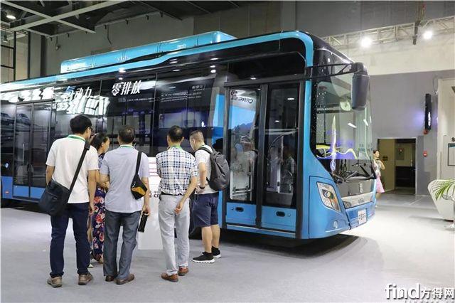 中车电动亮相广州新能源智能车展4