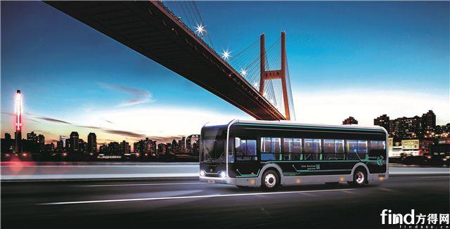 宇通发布新造型智慧公交8