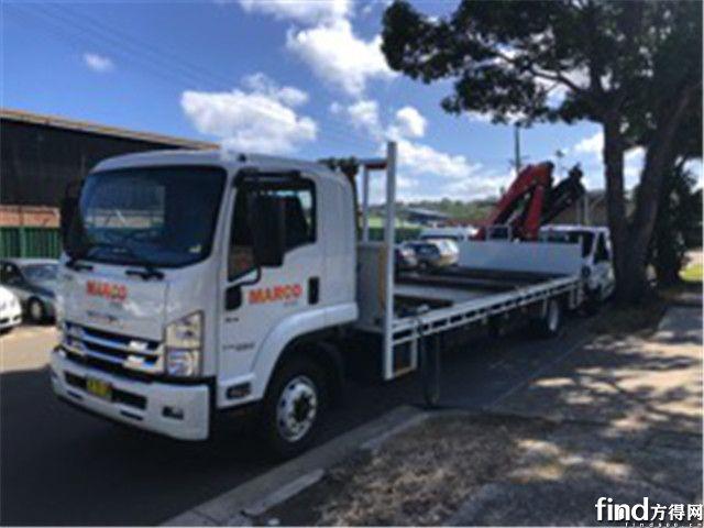 艾里逊变速箱让悉尼钢铁公司钟情于自动挡卡车